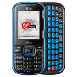 lg phone web site: