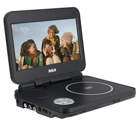 Customer Reviews: RCA DRC63Portable DVD Player with 10