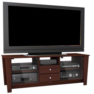 sonax 32 68 flat panel tv stand tr 7608 best buy ottawa. Black Bedroom Furniture Sets. Home Design Ideas