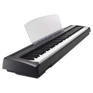 yamaha 88 key digital piano p95 b black best buy. Black Bedroom Furniture Sets. Home Design Ideas