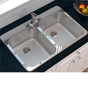 Kitchen Sink Costco : Ancona Double Bowl Top-mount Kitchen Sink - Costco - Ottawa