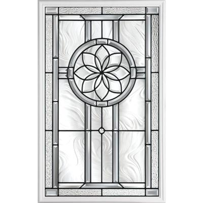Specialty Glass Carlsbad Glass Insert 22 Inches X 36 Inches Home Depot Canada Ottawa