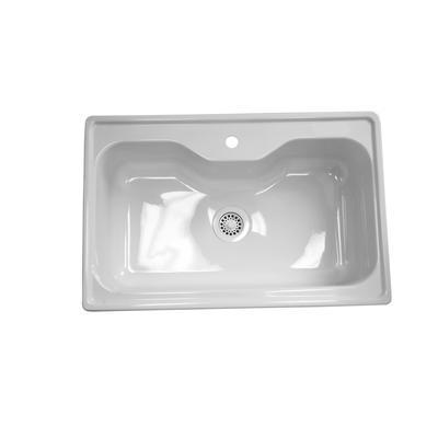 Acri tec Urban Acrylic Kitchen Sink Home Depot Canada