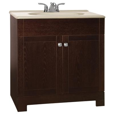 American classics 30 in java renditions combo home depot canada ottawa for Best prices on bathroom vanities