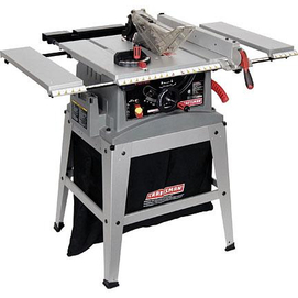 Craftsman Md 10 39 39 Table Saw With Riving Knife Sears