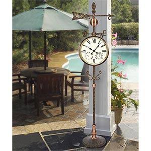 Outdoor Freestanding Clock Costco Ottawa