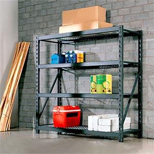 whalen industrial rack instructions