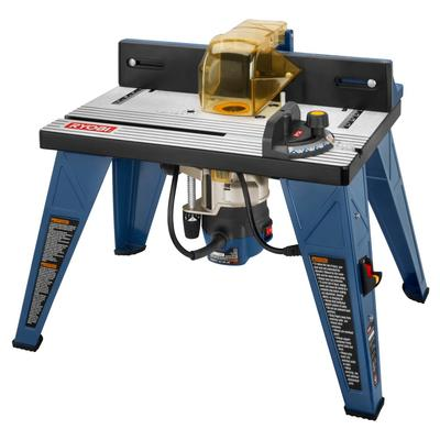 Best router and table comboil router table with folding leg ryobi router table combo r163rta home depot canada ottawa keyboard keysfo Choice Image