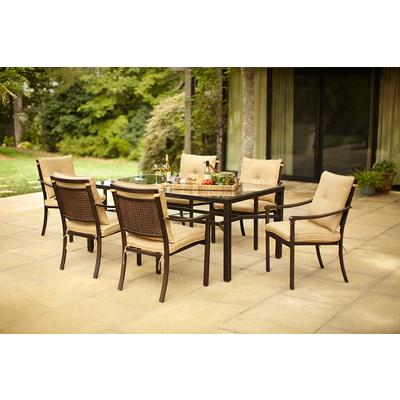 Martha Stewart Living 8 Piece Fiori Dining Set Home