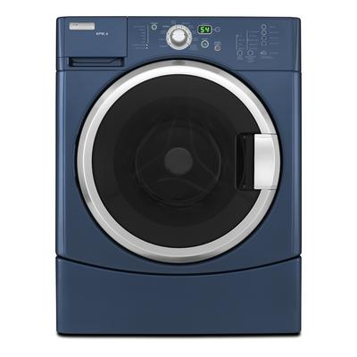 Maytag epicz front load washer slate blue