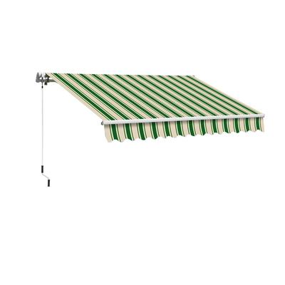 Everite Manual Retractable Awning 8 Feet X 5 Feet Home