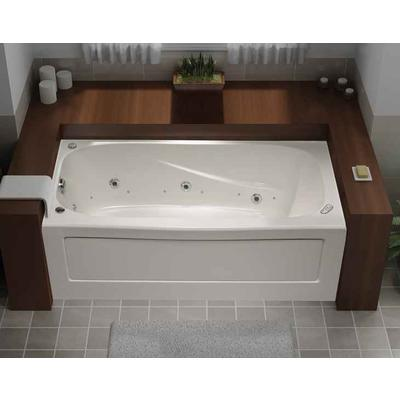 Mirolin Tuscon 60x32 Skirted Combination Whirlpool Jet Air Tub Home Depot C