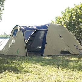 Woods 39 Frontier 39 9 X 6 Dome Tent For 5 Sears Canada
