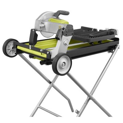 Ryobi Ryobi Portable Tile Saw With Laser 7 Inch Home