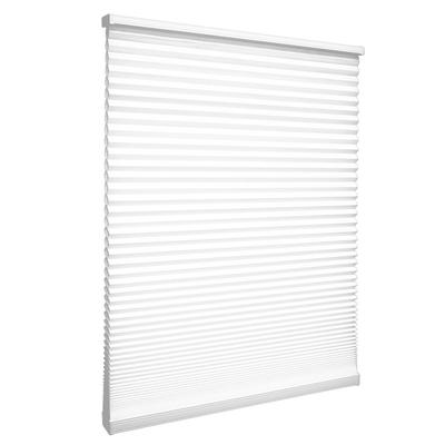 Designview cordless cellular shade snow drift 32 inch x for 20 inch window blinds