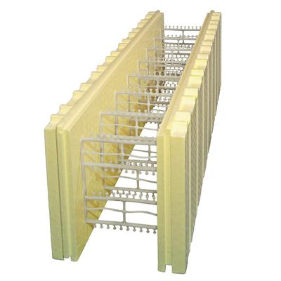 Advantage icf system advantage icf system 8inch standard for Icf block prices