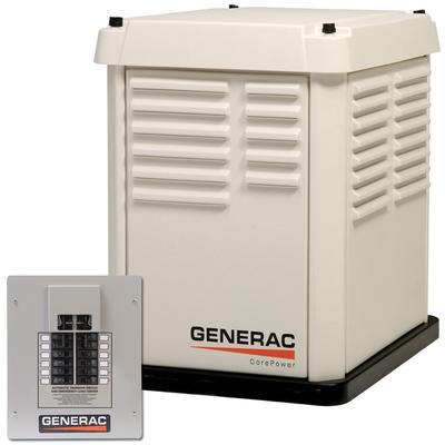 Natural Gas Backup Generator Prices