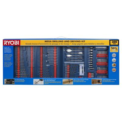 how to put a drill bit in a ryobi drill