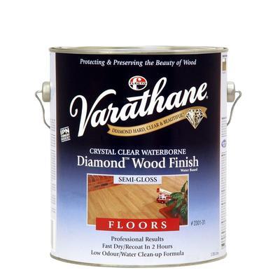 Varathane Diamond Wood Finish Floor Water Satin 3