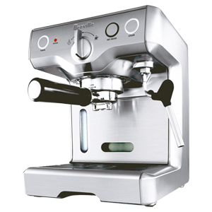 breville cafe roma user manual