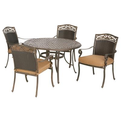 Martha Stewart Living Miramar Ii 5pc Dining Set Home Depot Canada Ottawa