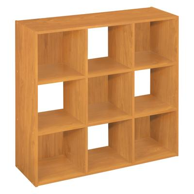 Martha Stewart Living Alder Stackable 9 Cube Organizer
