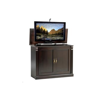 Anchormount Annie Tv Lift Cabinet Espresso Home Depot