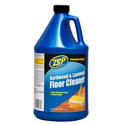 Zep Zep Hardwood Floor Cleaner 3 78l Home Depot Canada