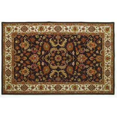 Springs Home Vienna Chocolate Accent Rug 81cm X 137cm