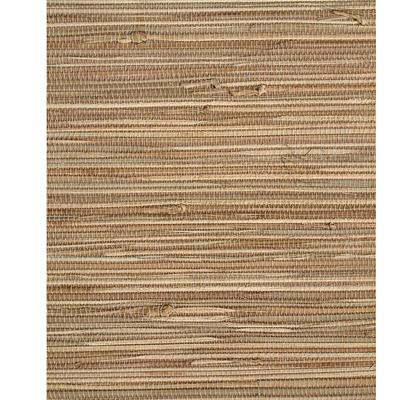 The wallpaper company 36 in w beige grasscloth wallpaper for Wallpaper home depot canada