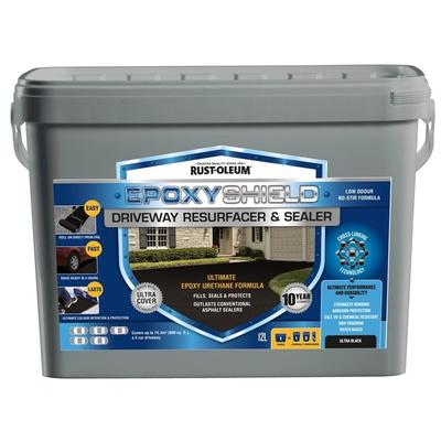 Rustoleum Countertop Paint Home Depot Canada : ... EPOXY Shield Driveway Resurfacer & Sealer 12L - Home Depot Canada