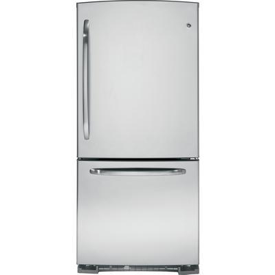 Canada bottom freezer refrigerator stainless steel