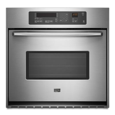 Maytag 30 in single built in wall oven home depot canada ottawa - Built in microwave home depot ...