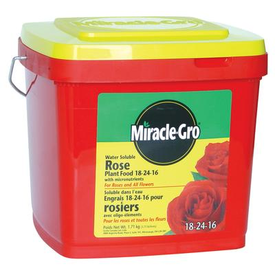 Miracle Gro Miracle Gro Water Soluble Rose Plant Food Kg Home Depot Canada Ottawa