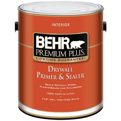 Behr premium plus interior drywall primer sealer home depot canada ottawa Home depot interior paint prices