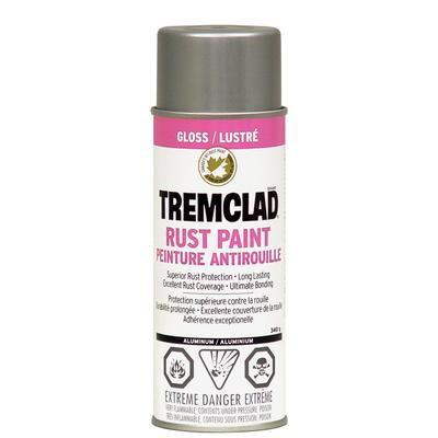 tremclad rust paint aluminum 340g aerosol home depot canada. Black Bedroom Furniture Sets. Home Design Ideas