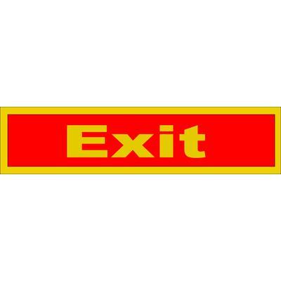 klassen bronze 2 x 8 sign exit home depot canada