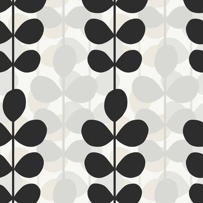 The wallpaper company 20 5 in w black white and grey for Wallpaper company home depot