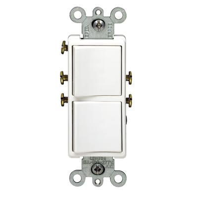 leviton decora combination switch switch white home depot canada ottawa. Black Bedroom Furniture Sets. Home Design Ideas