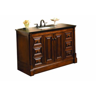 Magick Woods 48 In Wentworth Vanity Base Home Depot
