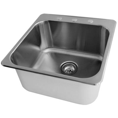 Laundry Tub Stainless Steel : Acri-tec Stainless Steel Laundry Sink - Home Depot Canada - Ottawa