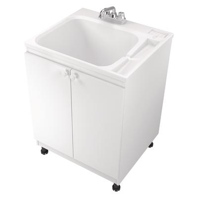 All In One Laundry Sink Cabinet : ASB All In One Laundry Tub and Cabinet - Home Depot Canada - Ottawa
