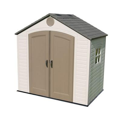 Lifetime Products Lifetime 8 X 5 Storage Shed Home