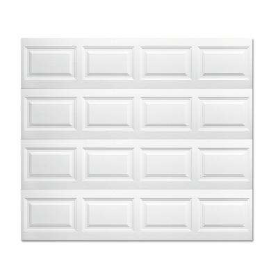 clopay model 2050 premium series insulated garage door 8x7