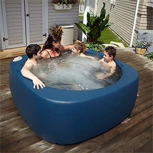 cct global sourcing spirit 4 portable 4 jet spa costco ottawa. Black Bedroom Furniture Sets. Home Design Ideas