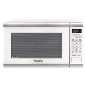 panasonic 1 2 cu ft microwave nnst661w white best buy ottawa. Black Bedroom Furniture Sets. Home Design Ideas