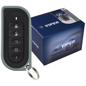 Viper One Way Remote Car Alarm Starter Combo 5601