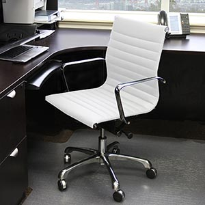 Berlin Office Chair White - Costco - Ottawa