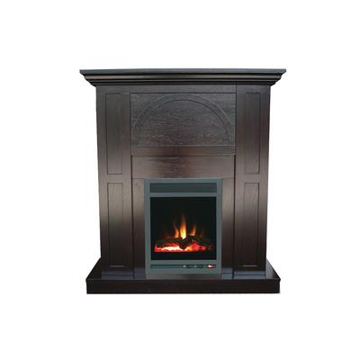 Paramount Contour Espresso Electric Fireplace 32 Inches Home Depot Canada Ottawa