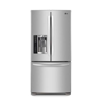 Lg 24 9 cubic feet 33 inch wide water and ice dispenser 3 for 12 inch wide door